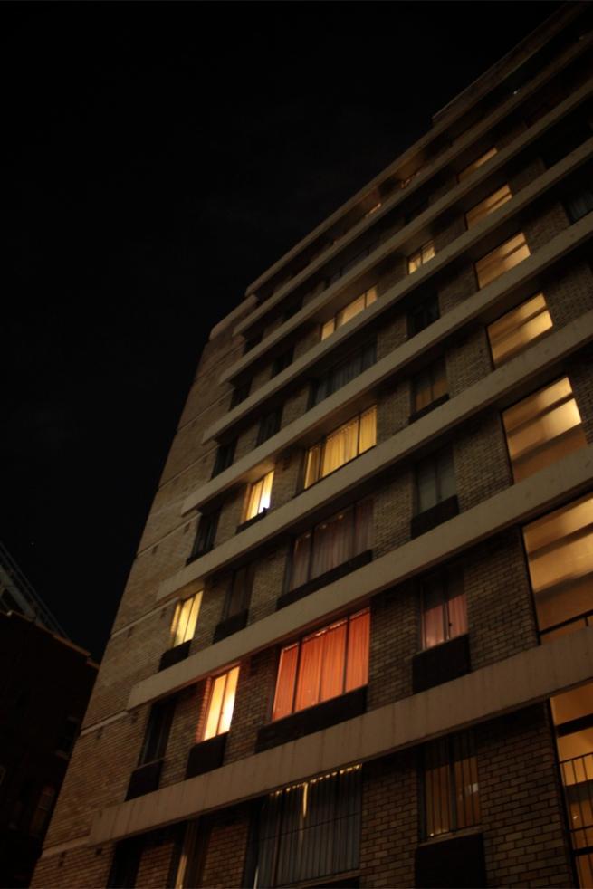 "East Sydney Monstrosity, or ""Apartment Building"""